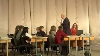 Мастер класс Ш А Амонашвили. ''Математика''