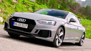 2018 Audi RS5 Coupe' Test Drive