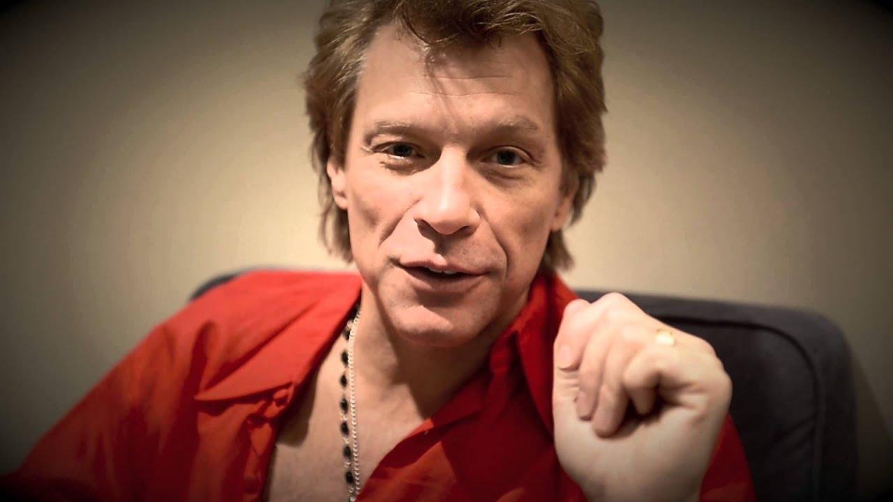 Jon Bon Jovi Acceptance Video — Eventful Billboard Fans Choice Awards