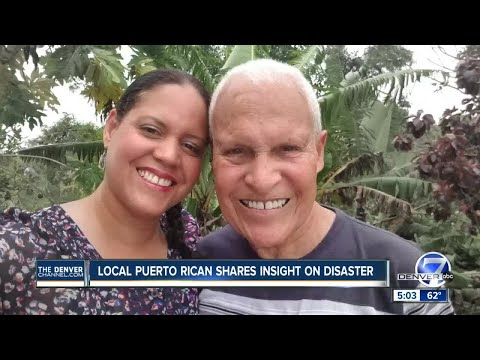 Colorado woman understands need for help in Puerto Rico after hurricane