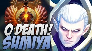 Sumiya Invoker - 0 DEATH in 2019 | Dota Gameplay