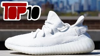 Top 10 Hypebeast Shoes Of 2017