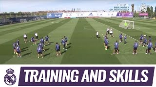 Video ☀🏃💪 Our final pre-Clásico training session! download MP3, 3GP, MP4, WEBM, AVI, FLV September 2018