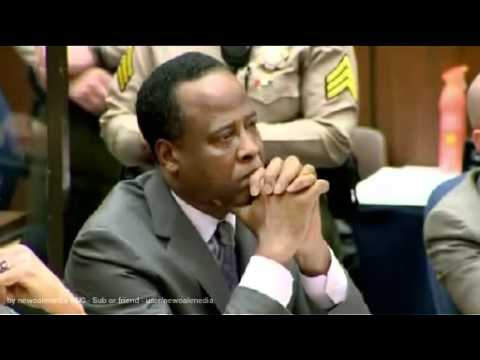 Conrad Murray sentencing FULL Version - What Judge Pastors had to say about Conrad Murray