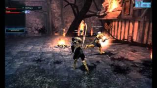 Vindictus Duel: Fiona vs Lann