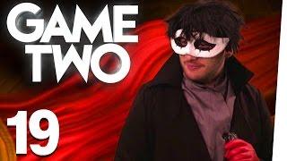 Game Two #19 | Persona 5, Thimbleweed Park, Top 5 härteste Rätsel in Games, Rückblick März