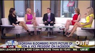 Andrea Tantaros & Ainsley Earhardt Outnumbered 04-10-15