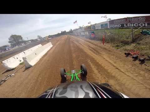 Alcohol Drag ATV at Santa Maria Speedway