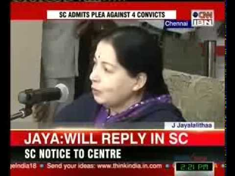 Centre moves SC to stay release of Rajiv Gandhi as...