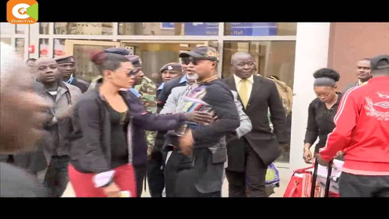 Image result for koffi olomide being kicked out of kenya