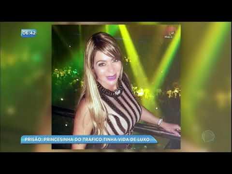 Princesinha do tráfico é presa em Niterói (RJ)