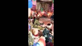 Съемки фильма «Казак Ели».