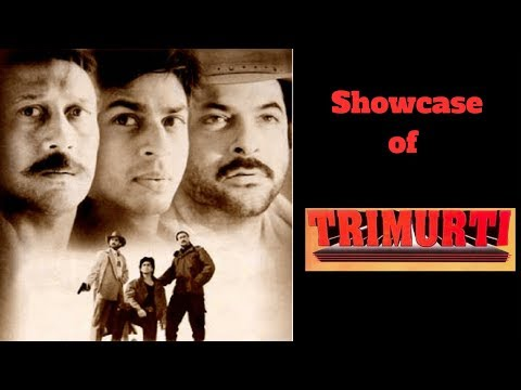 Trimurti showcase 1995 interview VHS rip