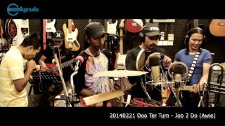 20140221 ดูเธอทำ Doo Ter Tum Cover - Job 2 Do (Awie)
