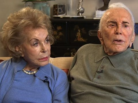 Kirk Douglas Reflects on 'Spartacus' - YouTube