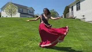 Yaad Piya Ki Aane Lagi - P&P Dance Crew Princesses