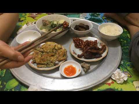 Cơm Tối Cuối Tuần Đạm Bạc | Travel Free | Vietnam Travel - Vietnam Food | Cuộc Sống Đất Tổ