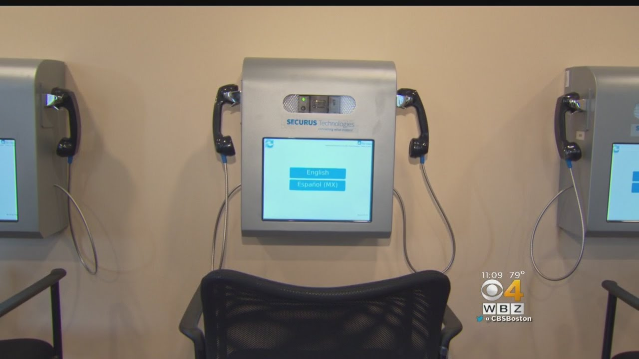 Bristol County Jail To Replace In Person Visits With Video Chats