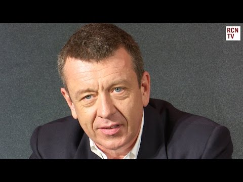 Peter Morgan Interview The Crown Premiere