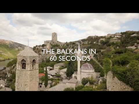 60 Second Guide to the Balkans