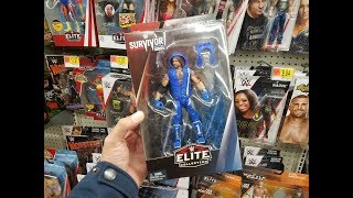 WWE TOY HUNT! NEW ELITE FIGURE FINDS!
