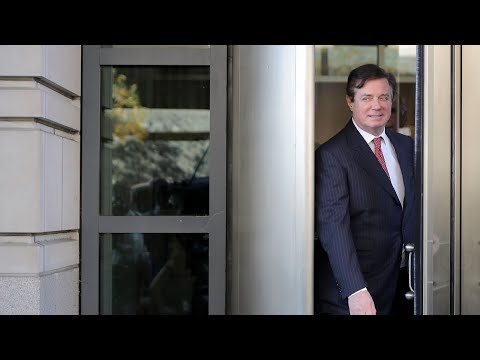 Manafort pleads not guilty to tax, fraud charges