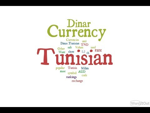 Tunisian Currency - Dinar
