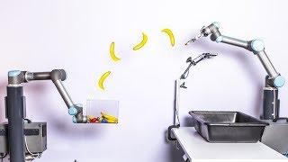 Este Robot aprende solo