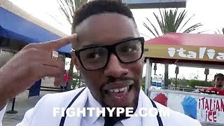 "WILLIE MONROE JR. EXPLAINS WHY GOLOVKIN ""NOT WHAT YOU THINK""; COMPARES HIM TO ""ALGEBRA EQUATION"""