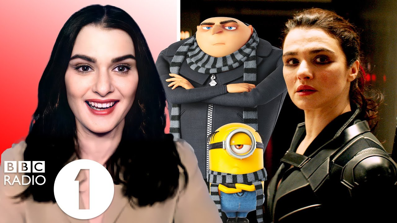 """""""Have you ever seen Despicable Me...?"""" Black Widow's Rachel Weisz on accents, pigs and The Mummy."""