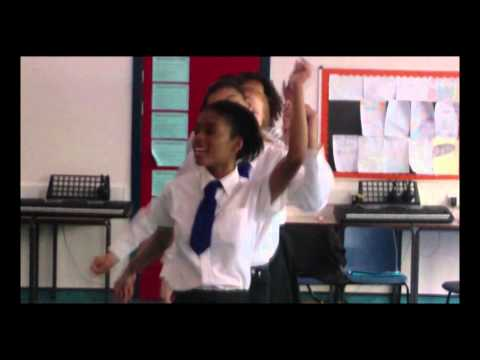 Happy - Pharrell Williams - Heathcote School Edition HD