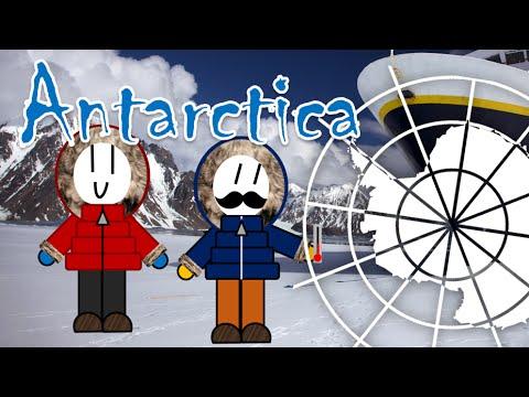 WHY IS ANTARCTICA A DESERT?