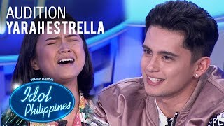 Yarah Estrella - Set Fire To The Rain | Idol Philippines Auditions 2019
