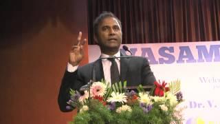 Dr.V.A.Shiva Ayyadurai in Svasam Awards 2015 (PART-II)