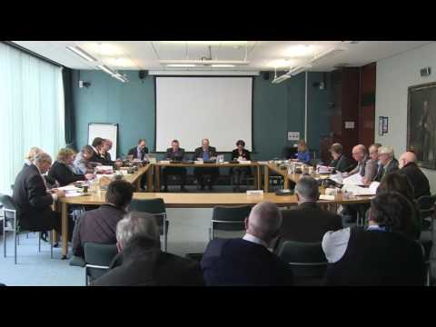 Shropshire Council Cabinet Meeting November 9th 2016
