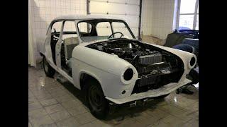 Реставрация Крузака Восстановление и капитальный ремонт авто