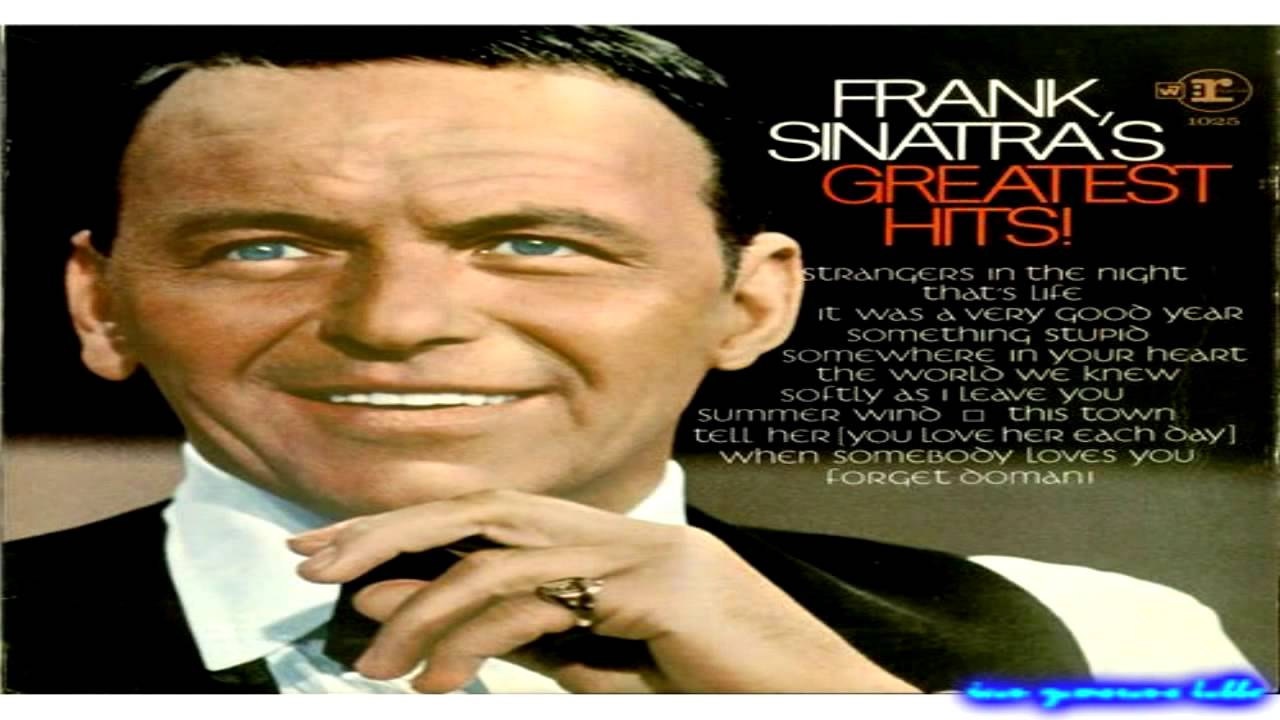 Frank Sinatra The Shadow Of Your Smile Chords Chordify
