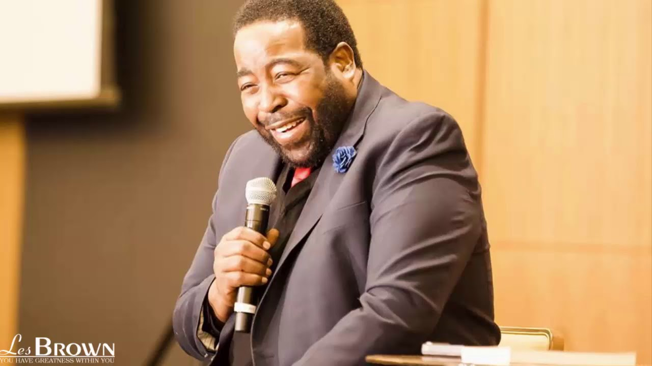 THE NEXT GREATER VERSION OF YOURSELF - Les Brown Live Call March 4 2019