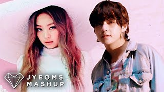 BLACKPINK & BTS - DDU-DU DDU-DU X FAKE LOVE (MASHUP)