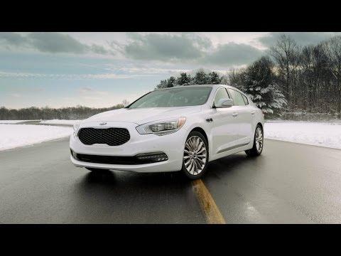 2015 Kia K900 review Consumer Reports