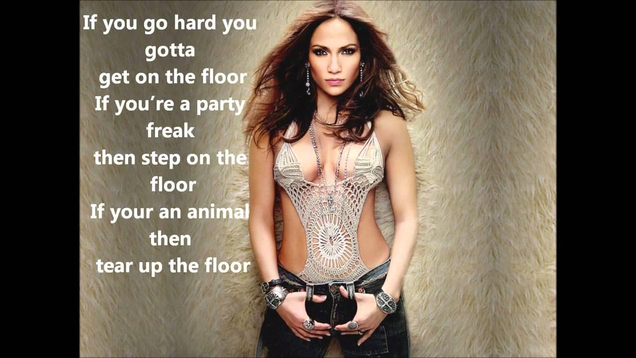 Rihannabritney spearsjennifer lopez against the floor for Lyrics of on the floor of jennifer lopez