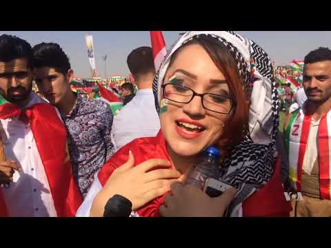 Kurds in Iraq Rally Ahead of Independence Vote
