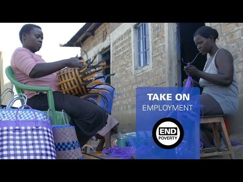 Take On Employment: Weaving Opportunities for Kenyan Women