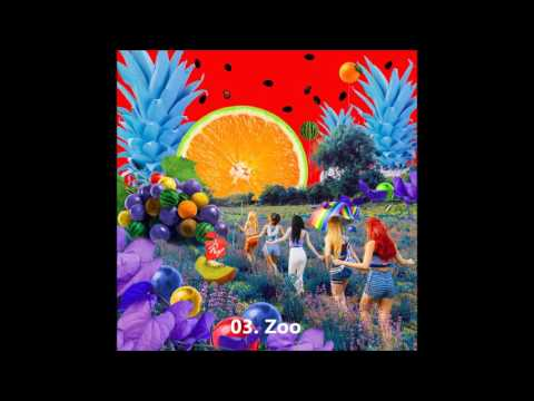 [Full Album] Red Velvet- The Red Summer - (Summer Mini Album)