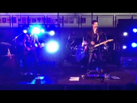 David Fanning in concert at Elkmont High School   1