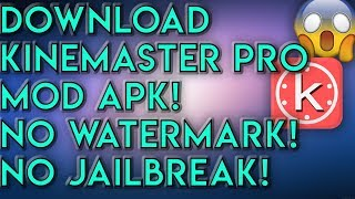 Download Kinemaster Pro Mod APK 🎞️Download Kinemaster Pro Free iOS/Android  🎞️ 2019