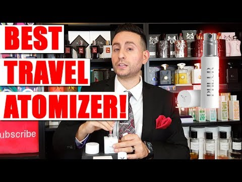 Best Fragrance Travel Atomizer!: The Wanderer by PHLUR!