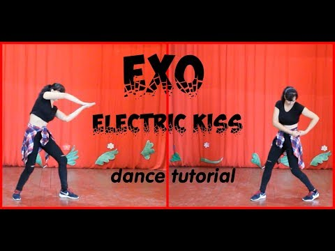 Dance tutorial EXO -