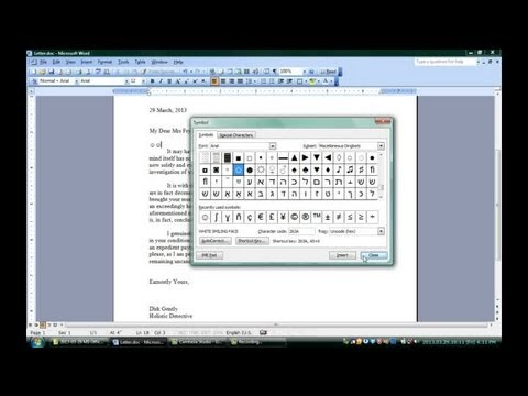 how-to-make-smiley-faces-in-microsoft-word-:-microsoft-office-software