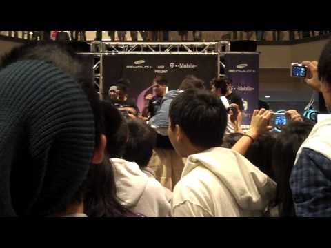 [T-Mobile Samsung Behold II Tour] Q&A with Quest Crew